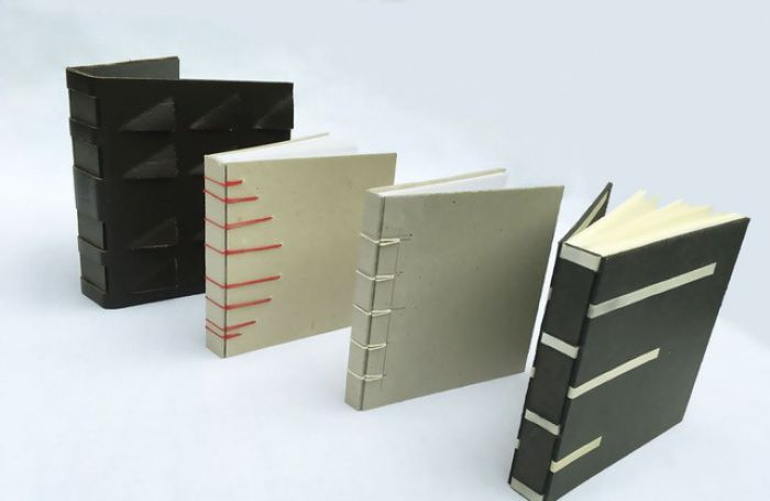 criss-cross binding